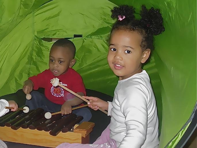 Educazione musicale al nido