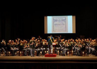 ANBIMA – Concerto della Banda della Guardia di Finanzia in occasione dei Festeggiamenti del duecetenario dalla nascita di Giuseppe Verdi