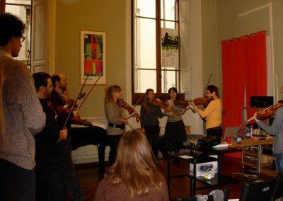 CSMA – Centro Studi Musica & Arte - Seminario con Mimi Zweig