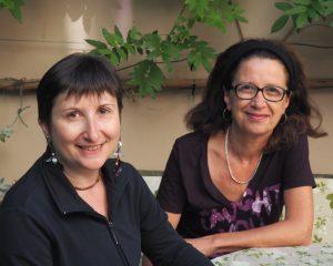 Giuliana Pella e Lorella Perugia