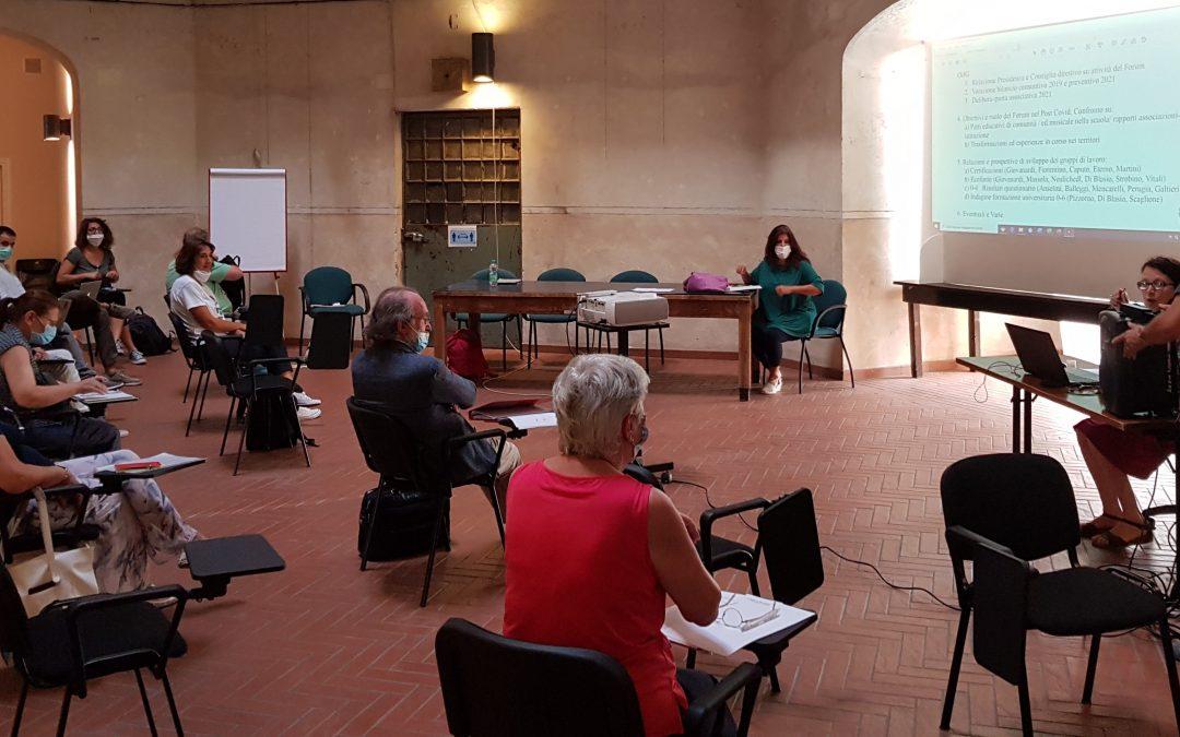 Musica, scuola e associazioni nella ripresa post Covid-19