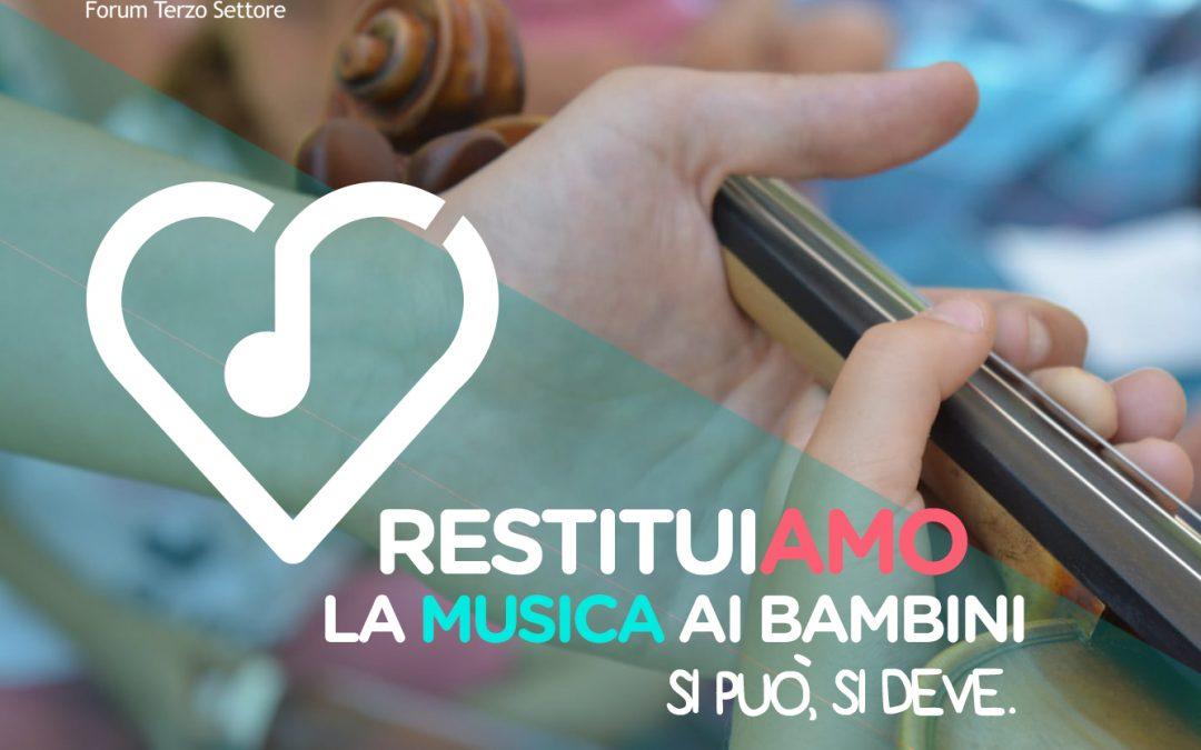 Restituiamo la musica ai bambini: appello per la riattivazione dei percorsi musicali nelle scuole