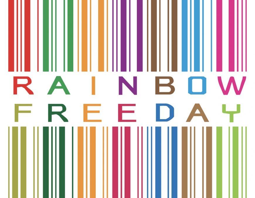 Anche il Forum al Rainbow Free Day: un grande evento con i principali operatori dello spettacolo e dell'arte