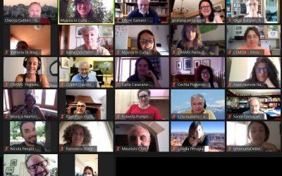 Dipartimenti e Gruppi di lavoro del Forum