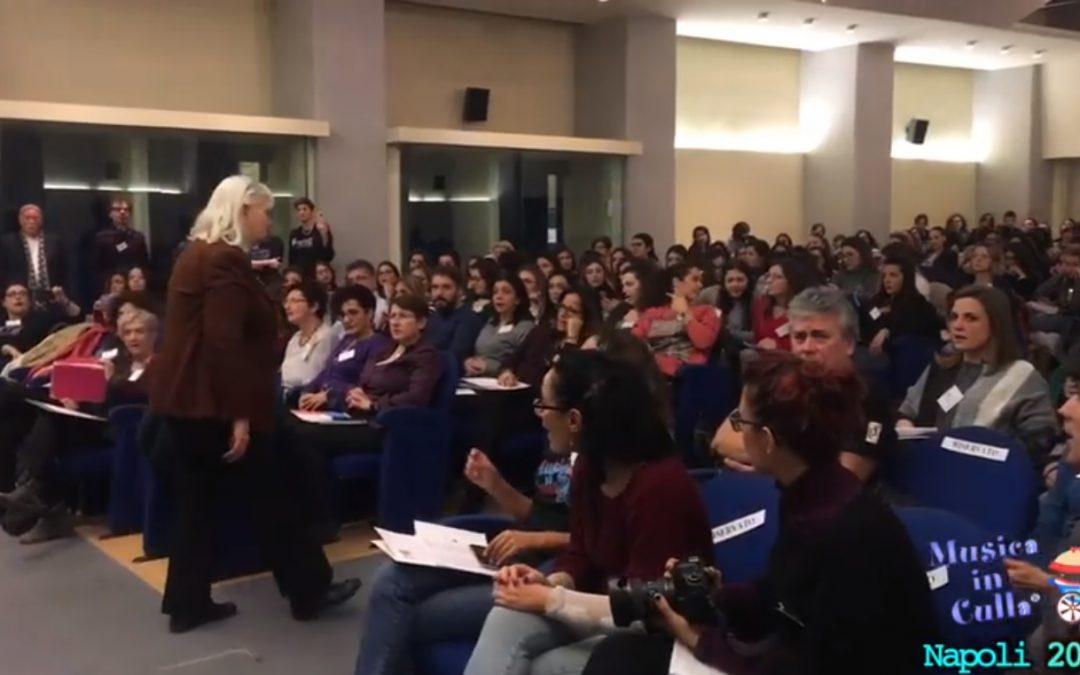 Perché un Forum Nazionale per l'Educazione Musicale? L'intervento al III° Congresso Internazionale Musica in Culla